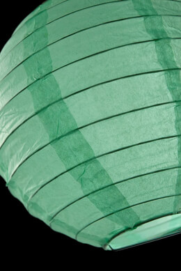 Paper Lantern Light Green 8in (Pack of 10)