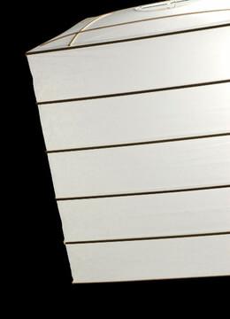 """Paper Lanterns Shoji White 20"""" Square"""