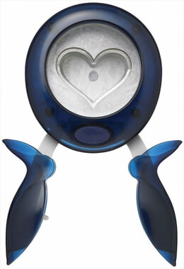"Paper Punches Squeeze Punch (Medium), 1"" That's Amore (Heart)"
