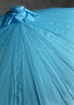 """Parasols 32"""" Turquoise Blue"""