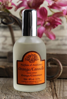 Parfum D'Ambiance Room Spray Provence Orange 3.5 Fl Oz.