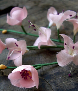 Peach Blossoms Millinery Quality