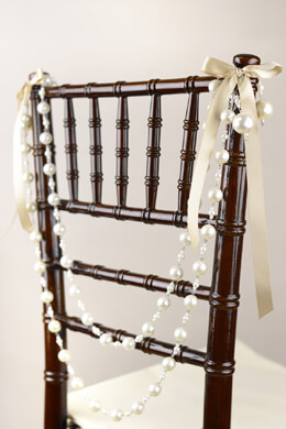 Three Foot Pearl Garlands