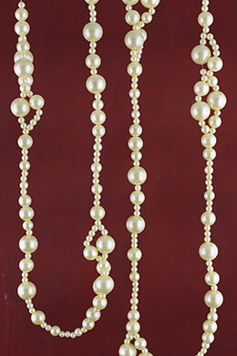Pearl Garland 64in