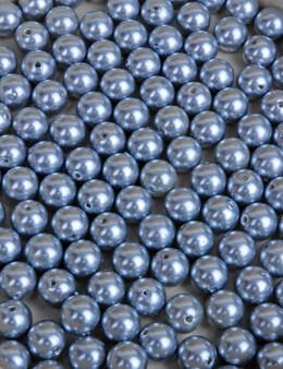 Pearl Vase Filler Large Silver 16oz