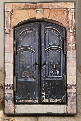 Photo Frames #25 Rue Saint Sulpice Door