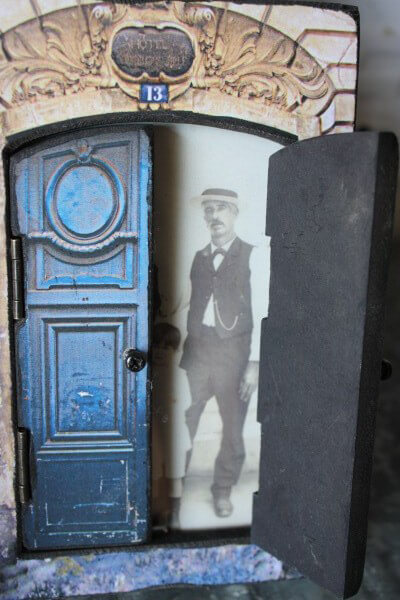 Photo Frames French Door #13