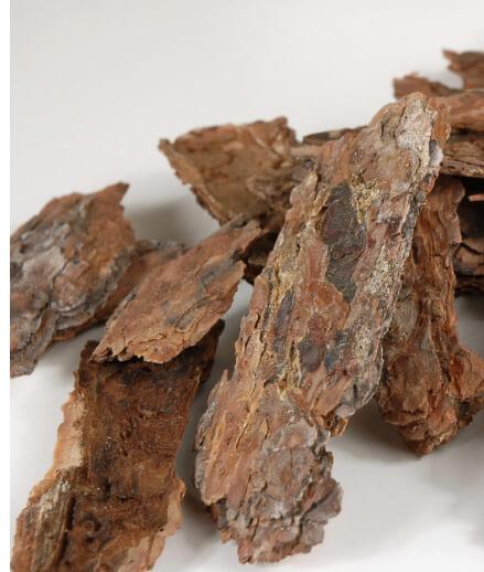 Ponderosa Pine Puzzle Bark Tree Pieces 1/2 lb