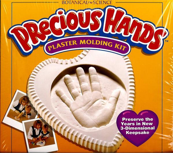 Precious Hands Plaster Molding Kit