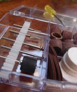 Professional Rotary Tool Accessory Kit