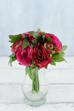 Ranunculus Bouquet 8in