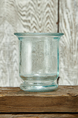 Recycled Glass Votive Holder 2.7in (Set of 12)