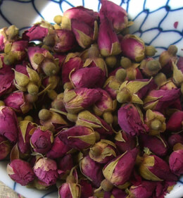 Dried Rosebuds | 1 lb