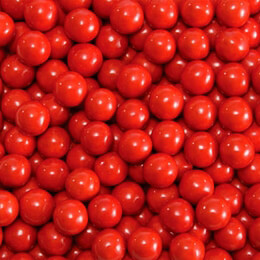 Red Sixlets Favor Candy 14oz