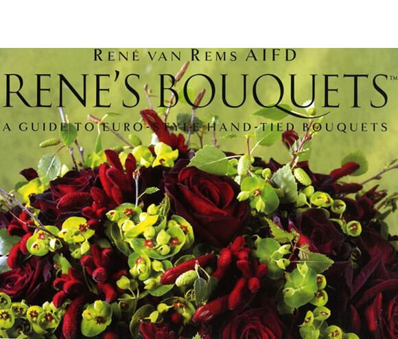 Rene's Bouquets - A Guide to Euro-Style Hand-Tied Bouquets /English & Espa_ol PAPERBACK
