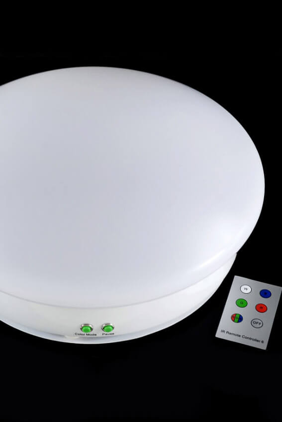 MultiColor Programmable Table Skirt Light Battery Operated TSL-80 RGBW