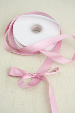 Pink DF 5/8 Inch Ribbon 25 yards Ribbon