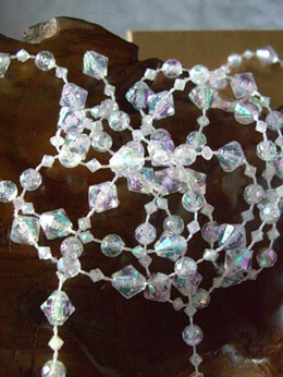 Acrylic Crystal Bead Garland (99ft)