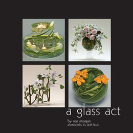 Ron Morgan's A Glass Act by Ron Morgan Autographed