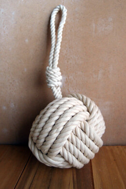 "4"" Sailor Knot Decoration"