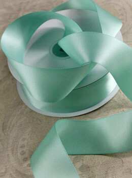 Satin Ribbon Mint 50yds