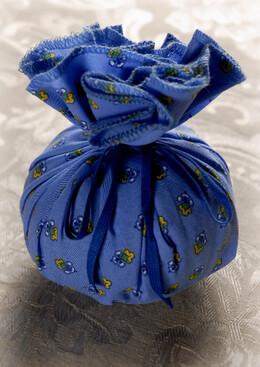 Savon de Marsailles Blue Provence Lavender Sachet Ball