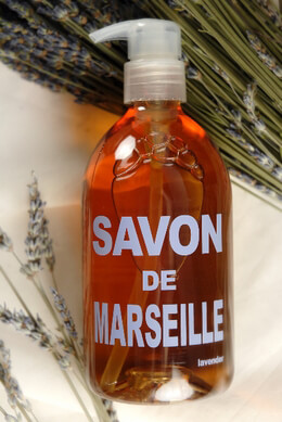 Savon de Marseille Liquid Soap Lavender 500mm