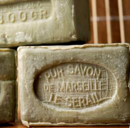 Savon de Marseille Olive Oil Soap (Original) 300 gram Unscented All Natural