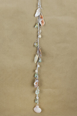 4' Sea Shell Garlands