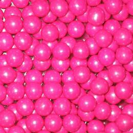 Pink Sixlet Candy 14oz