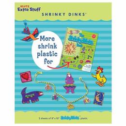 Shrinky Dinks - Extra from Klutz
