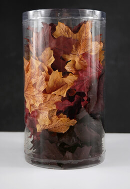 Autumn Leaves Silk | 100 Leaves