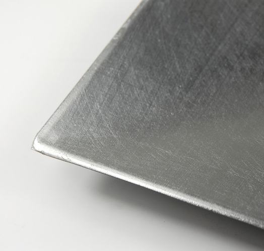 """6 Silver Square 12"""" Charger Plates"""