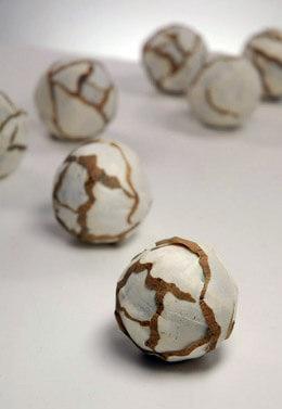 24 Sola Petal Balls 1.5 Inch Size