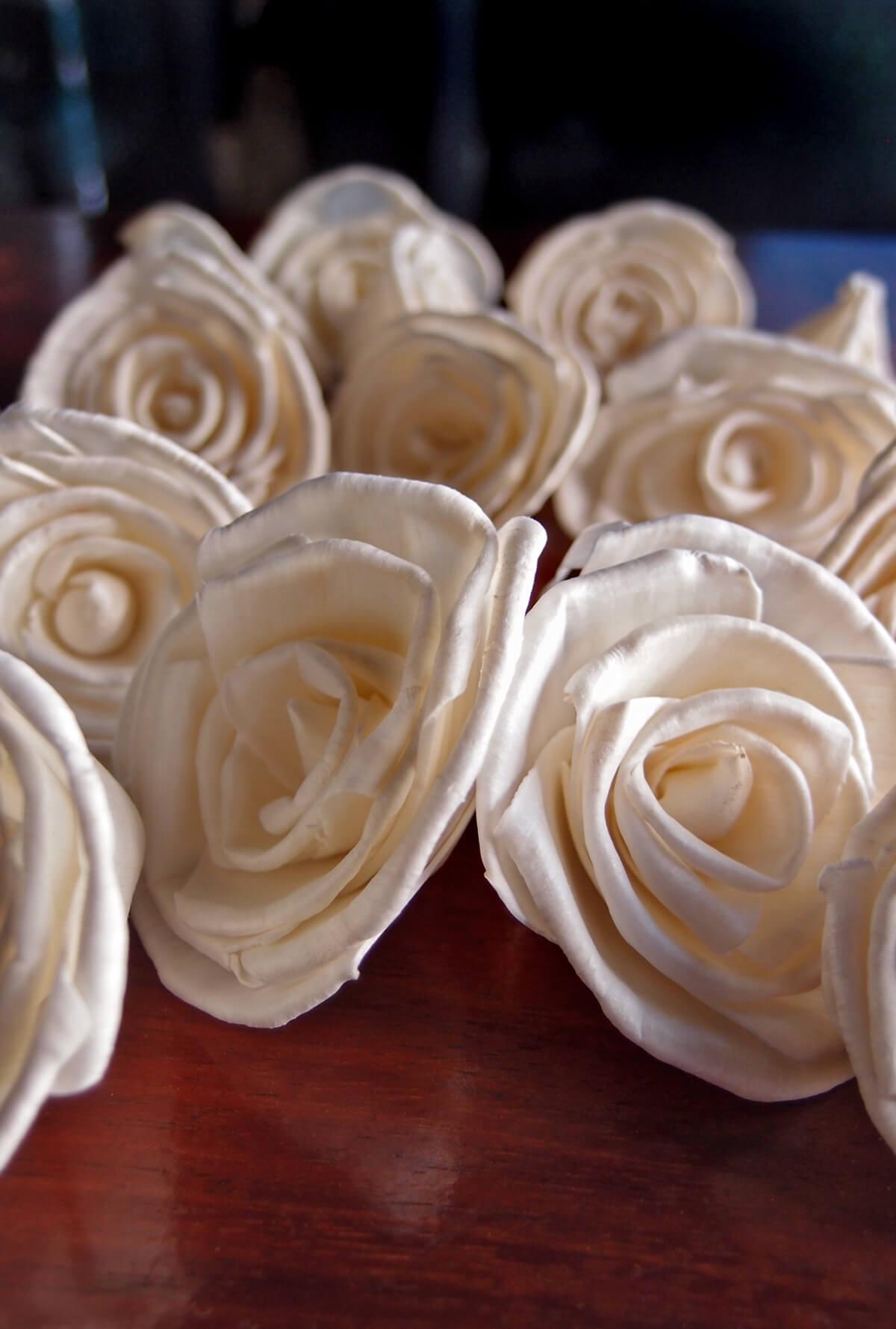 "Sola Flowers 2.5"" Roses (15 flowers)"