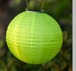 Solar Lanterns Soji Green LED Green