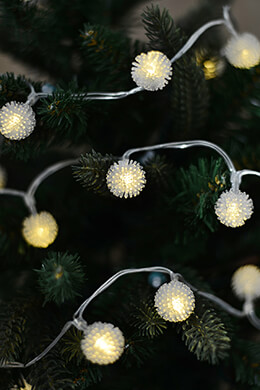 Starburst String Lights 36ct - 14.5ft