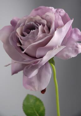 Sterling Lavender Silk Roses