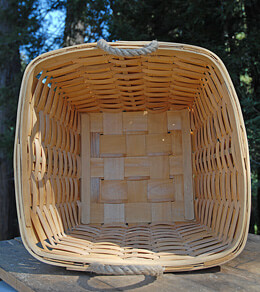 Chipwood Storage Basket - Large