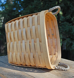 Chipwood Storage Basket - Medium