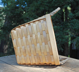 Chipwood Storage Basket - Small
