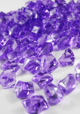 Table Scatter Gems Lavender | .75 lbs