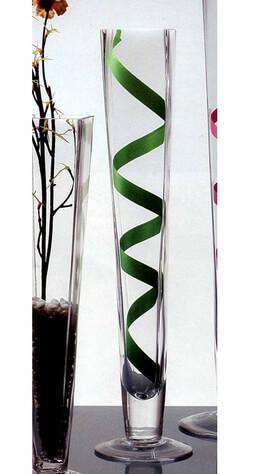 Square Vase Tall 19.5