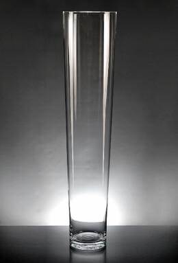 Tapered Cylinder Vase 31.5in