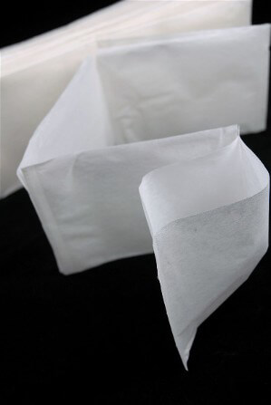 Tea Bags Heat Sealable 5in | 100 bags