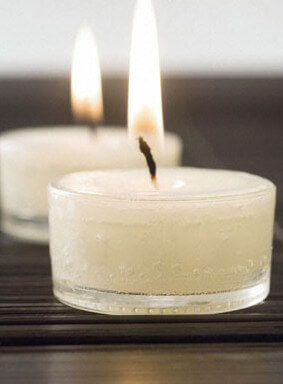 Tealights in Cups | Pack of 24