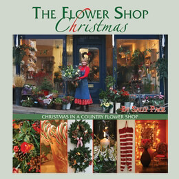 The Flower Shop Christmas by Sally Page Hardcover