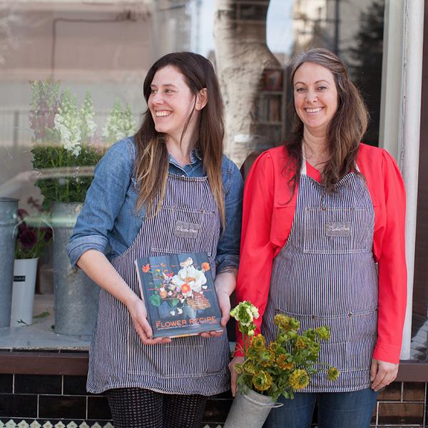 The Wreath Recipe Book by Alethea Harampolis and Jill Rizzo of Studio Choo