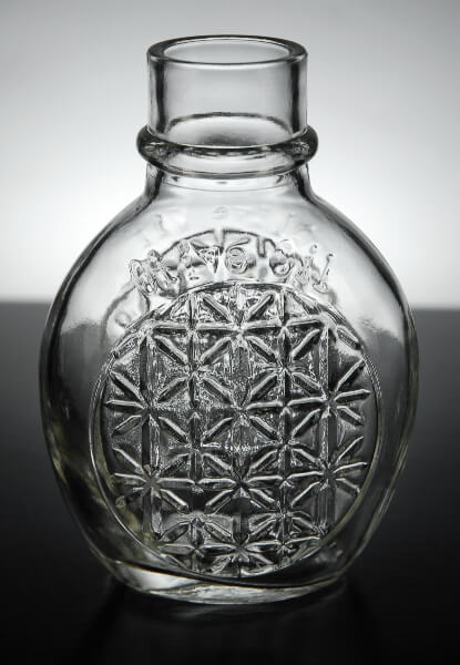 Decorative Bottle 5.25in