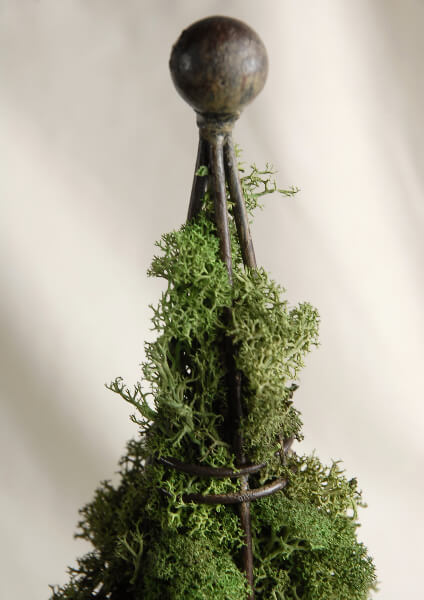 Topiary forms, topiary frames